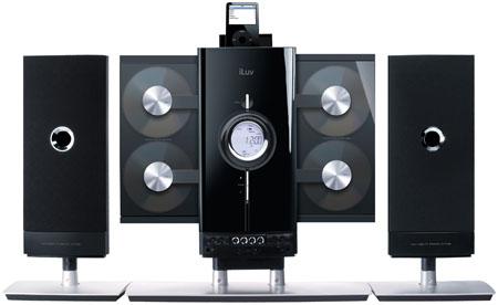 iLuv 9200 speaker set