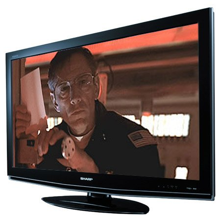 "Sharp LC32RD2E LCD TV - ""The Hunt for Red October"" image courtesy Paramount Pictures"