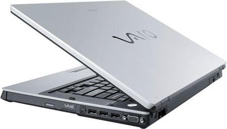 Sony Vaio BX40 series notebook