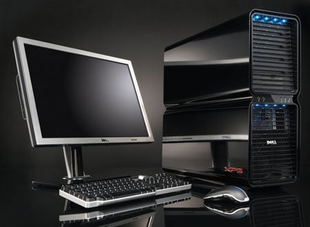 Dell XPS 720 H2C Edition gaming PC