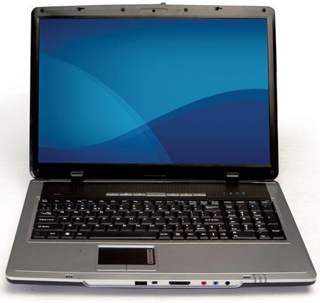 Evesham Zieo N500-HD desktop replacement
