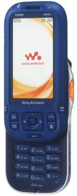 Sony Ericsson Walkman W525 music phone