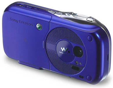 Sony Ericsson Walkman W525 music phone
