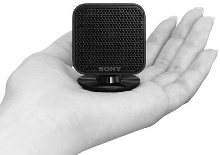 Sony DAV-150 micro speaker