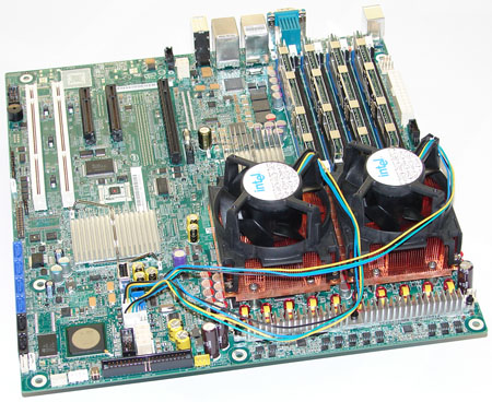 Intel V8 'performance PC' platform
