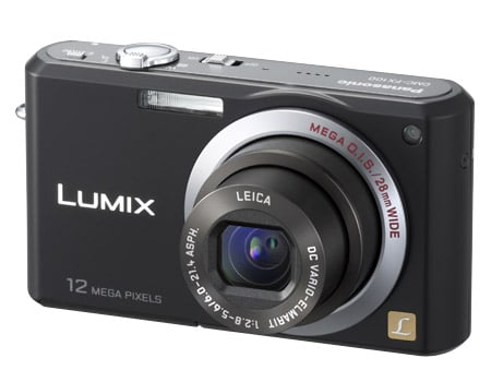 Panasonic DMC- FX100 (black)