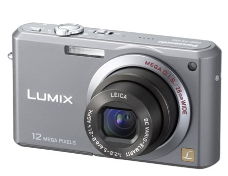 Panasonic DMC- FX100 (silver)