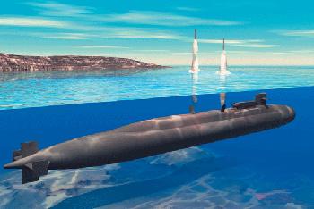 SSGN missile