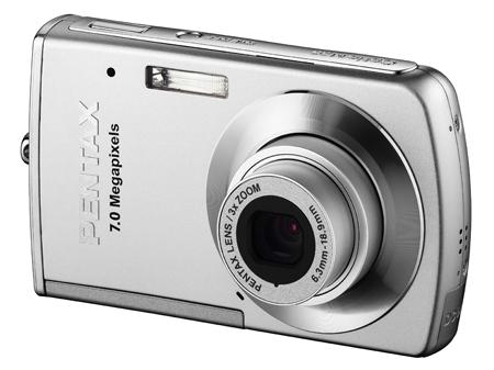 Pentax Optio M30 compact digital camera