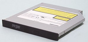 Toshiba's SD-L912A slimline HD DVD-RW drive