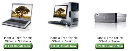 Dell's Plant a Tree For Me scheme