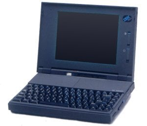 IBM ThinkPad 300 - image courtesy ThinkWiki