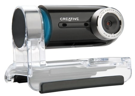Creative Live! Cam Optia AF webcam