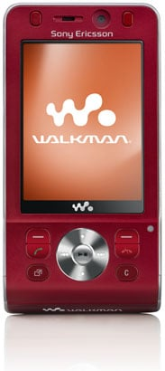 Sony Ericsson Walkman 910
