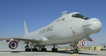 Airborne Laser aircraft