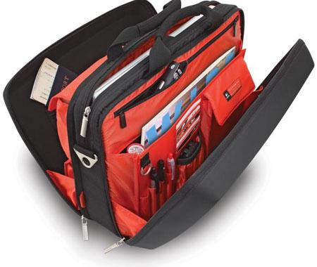 Logitech Kinetik briefcase