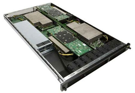 Nvidia Tesla S870 GPU Computing Server