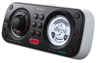 Sony CDX-HDR70MW MP3/CD player