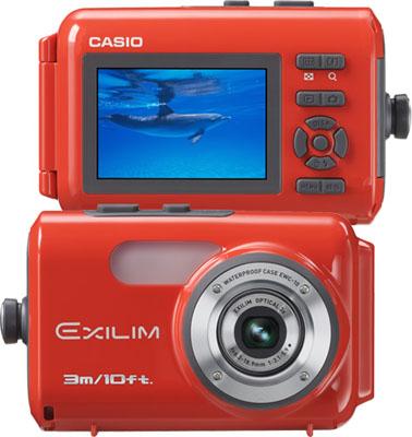 Casio Exilim EX-Z75 - EWC-10 case