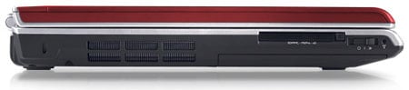 Dell Inspiron 1520 'Ruby Red'