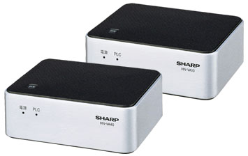 Sharp_home networking