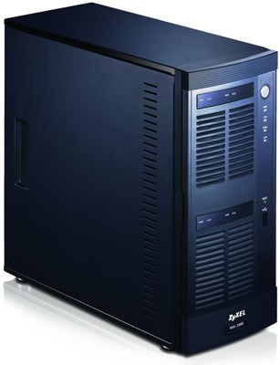 ZyXel NSA-2400 NAS box
