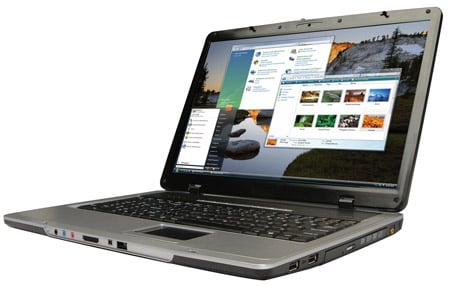 Evesham Zieo N500-HD laptop