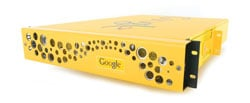 Google Search Appliance - GB1001 - 2U yellow rackmounted server