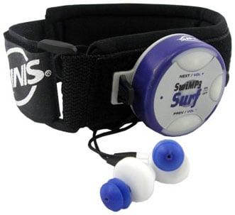 SwiMP3 underwater music player