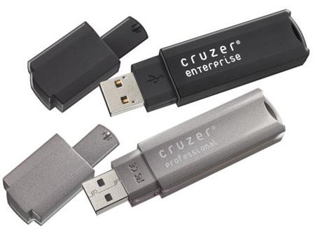 SanDisk Cruzer Pro and Enterprise
