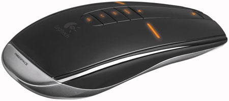 Logitech MX Air wireless mouse
