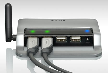 Belkin Wireless USB Hub