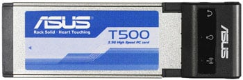 Asus T500 3G HSDPA ExpressCard