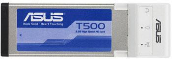Asus T500 3G HSDPA ExpressCard
