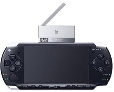 sony to tune slimline psp into japanese tv the register. Black Bedroom Furniture Sets. Home Design Ideas