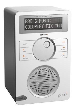 Revo Pico+ portable DAB radio