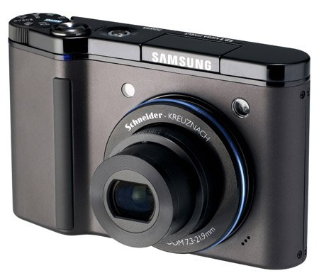 Samsung NV20 compact digital camera