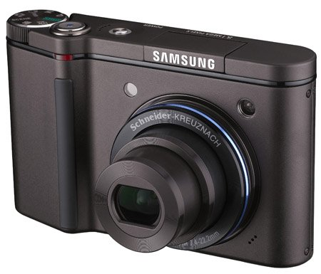 Samsung NV8 compact digital camera