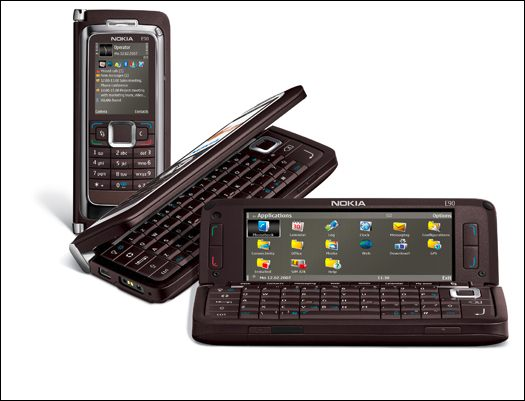 Nokia's E90
