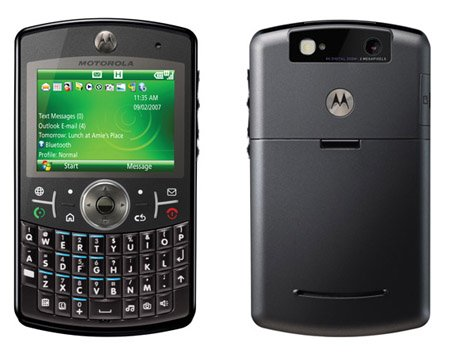 Motorola Moto Q 9h smartphone
