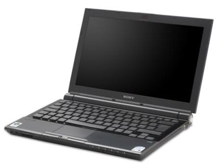Sony VGN-TZ11XN/B laptop