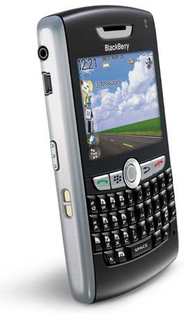 RIM BlackBerry 8820 smartphone