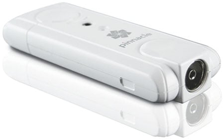 Pinnacle TV for Mac DVB-T Stick