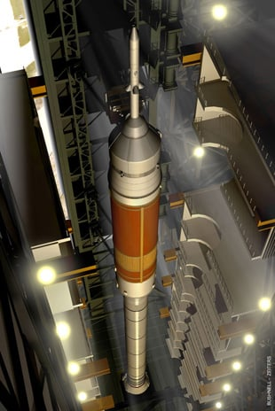 Ares 1 - the Shuttle replacement
