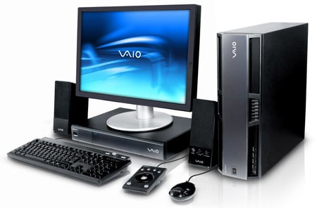 Sony VAIO VGC-RM1N HD workstation
