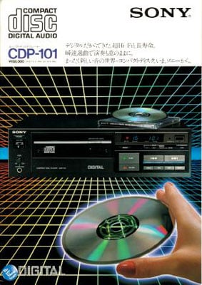 Sony's CDP-101