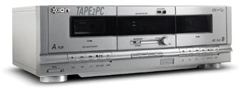 Ion Tape2PC USB cassette deck