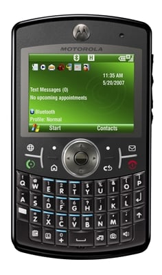 Motorola's Q9H