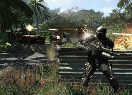 Crytek's Crysis