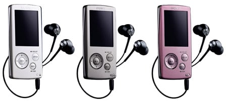 Sony Walkman 'A-Series'